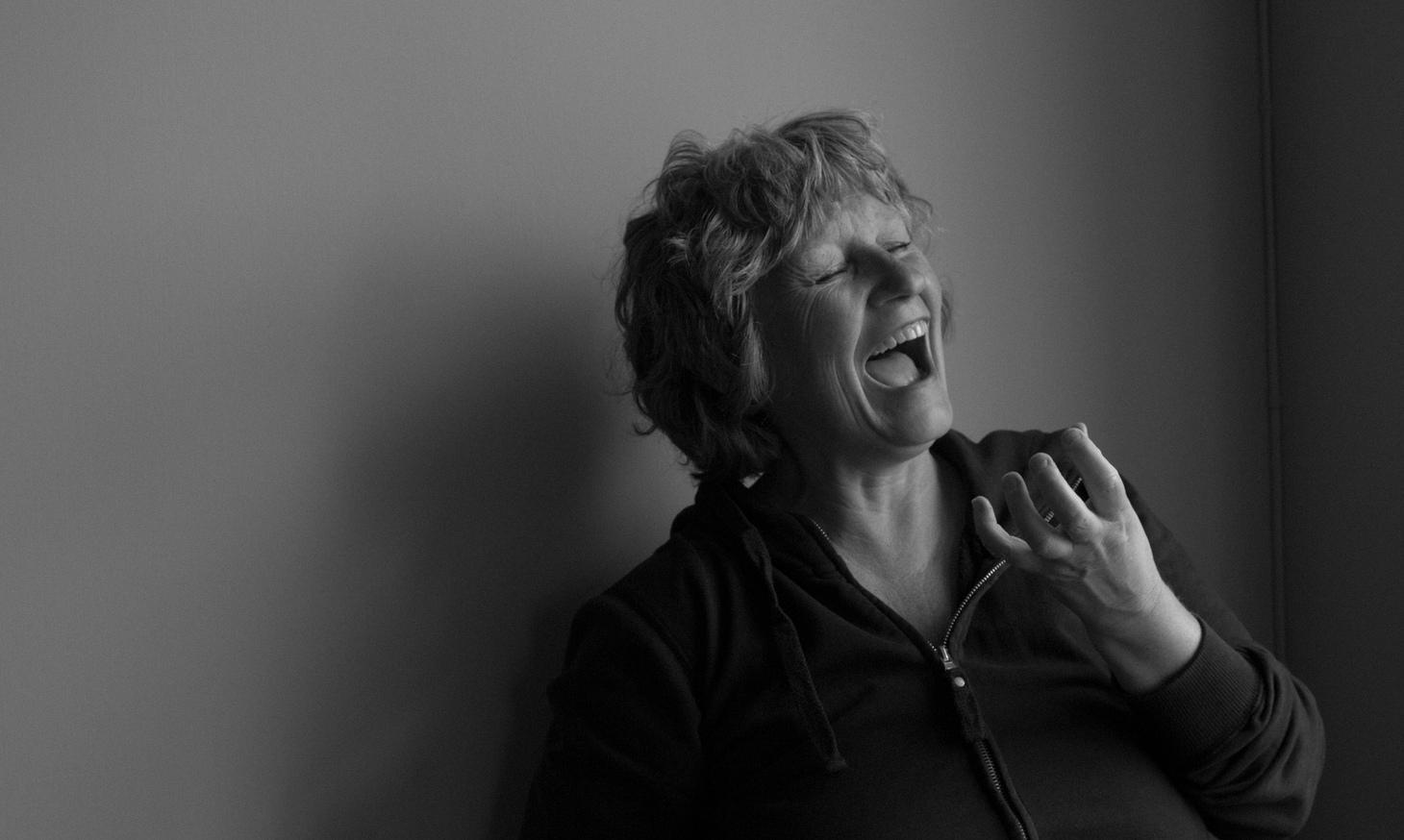 Gro Siri synger, Foto © K. Linnea Backe